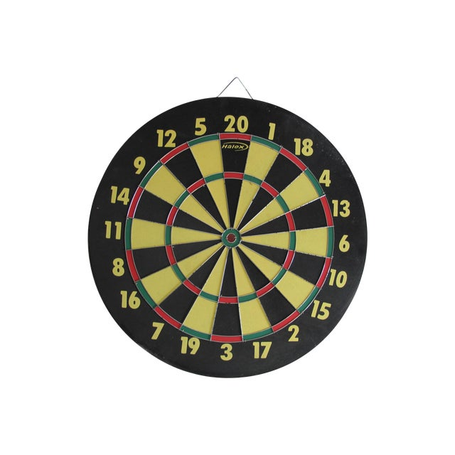 Double Sided Dart Board - Image 1 of 3