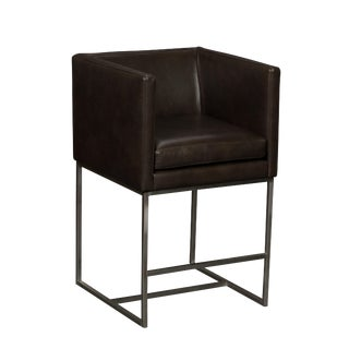 Elite Leather Premier Counter Stool