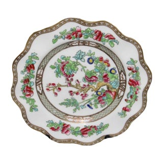 Indian Tree Motif China Dinner Plate