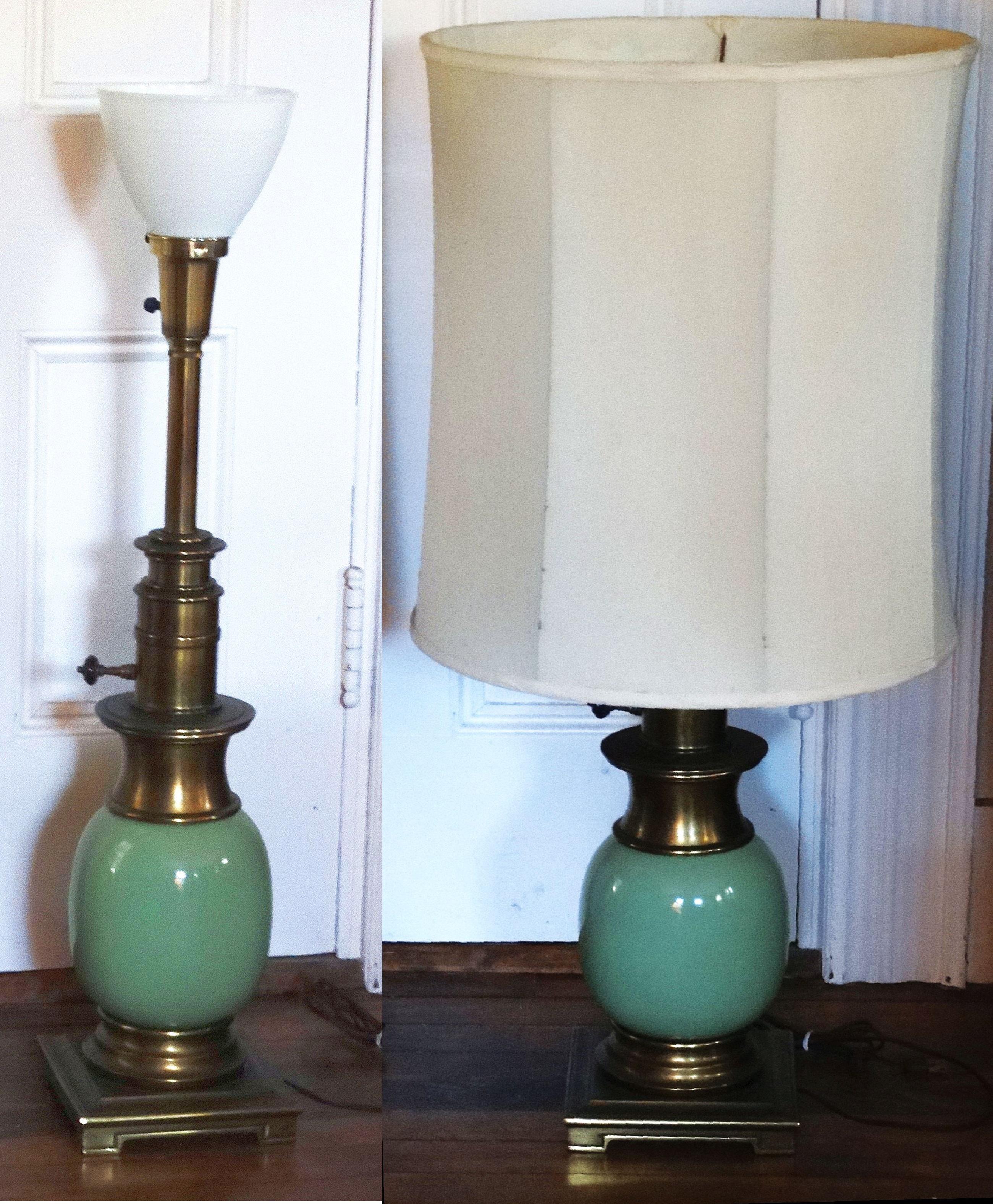 hollywood regency lighting. midcentury monumental hollywood regency torchiere table lamps pair image 5 of lighting l