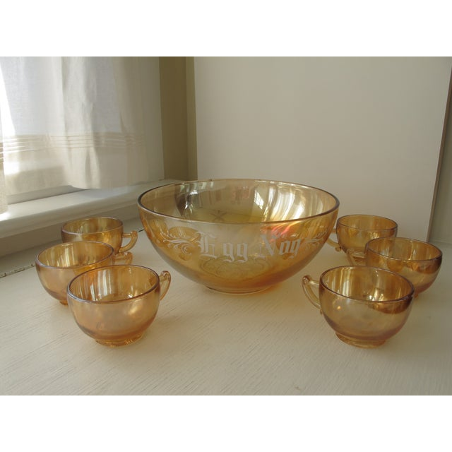 Image of Holiday Punch Bowl