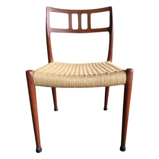 Niels Moller Teak Dining Chairs No. 79 - S/7