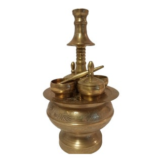 Brass Indian Herbal Apothecary