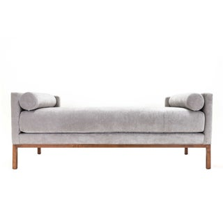 Clad Home Tailored Daybed With Bolster Cushions