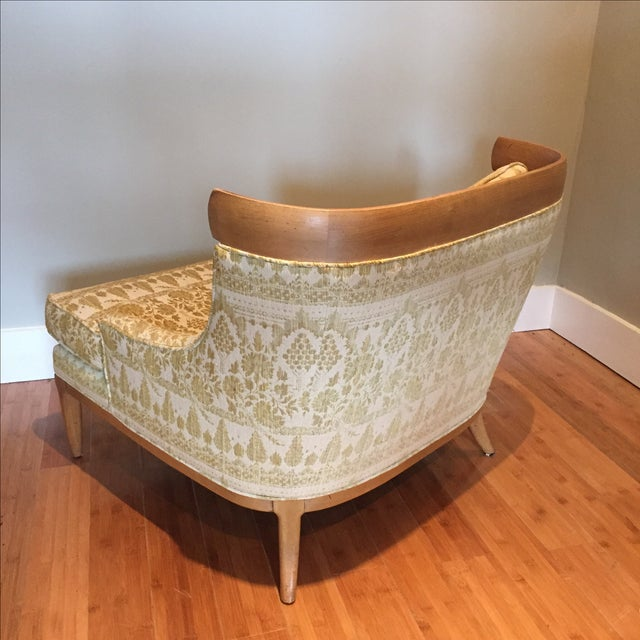 Mid-Century Tomlinson Sophisticate Lounge Chair - Image 5 of 8
