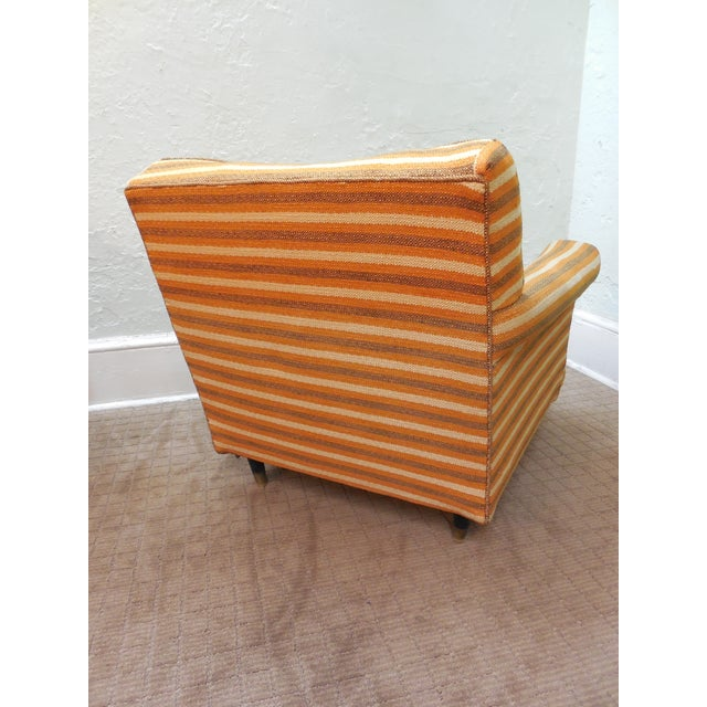 Vintage Mid-Century Modern Lounge Chairs - A Pair - Image 8 of 10