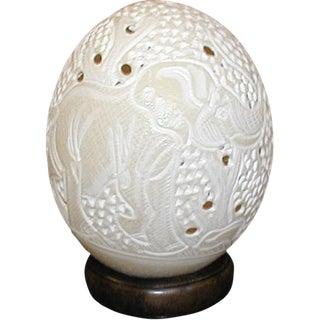 Full Carved Egg