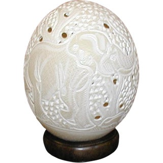 Full Carved Egg