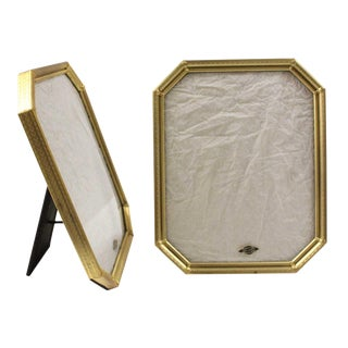 24k Gold Plated Frames - A Pair