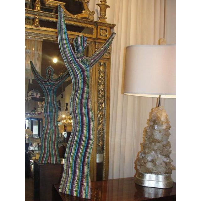 Image of Wonderful Twine Sculpture by artist George R. Bucher