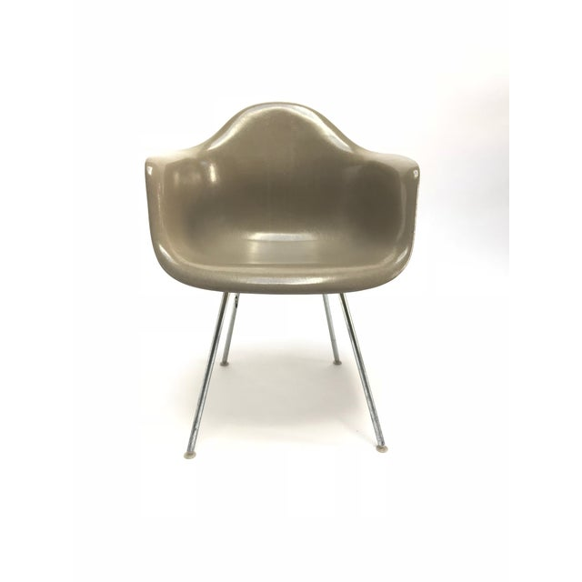Vintage Eames Armchairs for Herman Miller - a Pair - Image 4 of 11