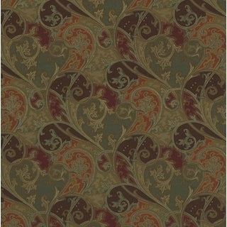 Ralph Lauren St James Paisley Fabric - 5 Yards