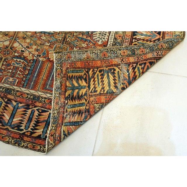 Antique Islamic Heriz Persian Rug - 9′ × 12′ - Image 9 of 10