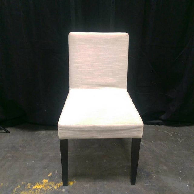 Ligne Roset Upholstered Dining Chairs - Set of 4 - Image 3 of 7