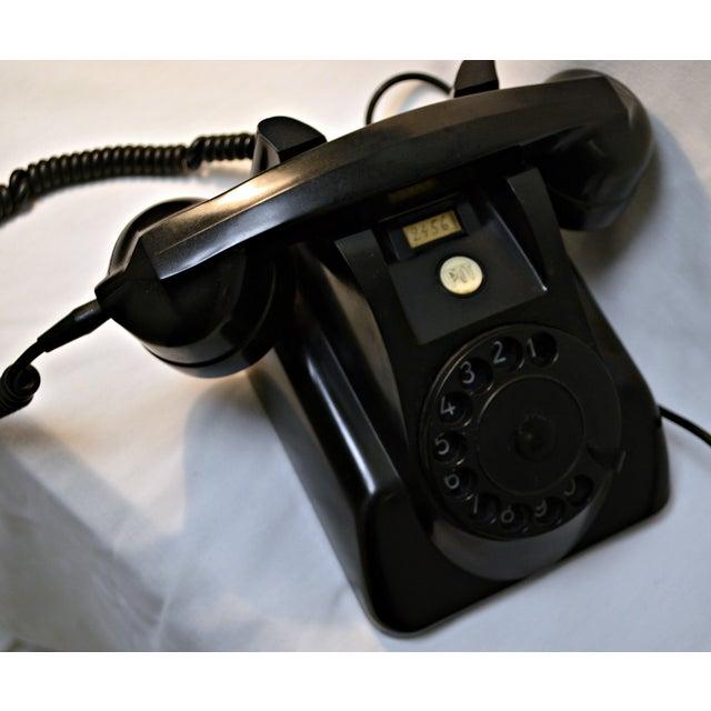 Ericsson Vintage 1950's Heemaf Phone - Image 8 of 8