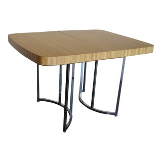 Mid-Century Modern Dining Table