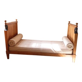 French Empire Style Daybed