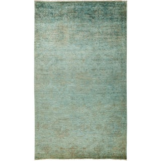 """Vibrance Hand Knotted Area Rug - 6'1"""" X 10'3"""""""