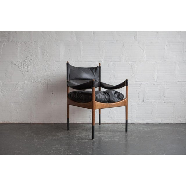 Christian Solmer Vedel Modus Armchairs - Set of 2 - Image 4 of 9