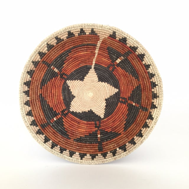 Image of African Handwoven Basket