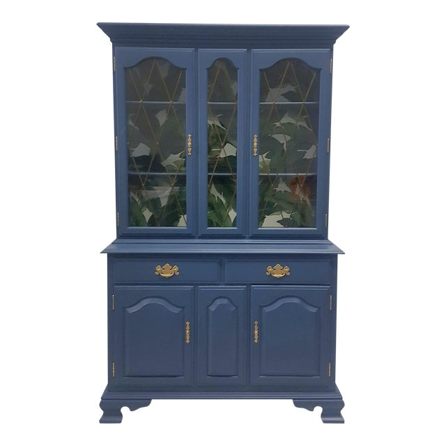 Ethan Allen Hutch - Image 1 of 7