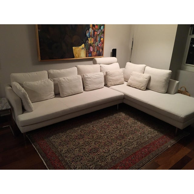 Bo Concept Istra Sectional Sofa - Image 4 of 7