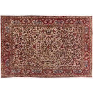 Apadana-Persian Rug - 7′7″ × 11′6″