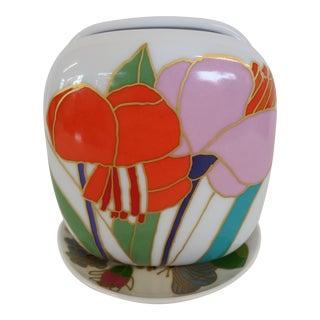 Vintage Studio Line Vase by Wolf Bauer for Rosenthal