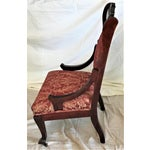 Image of Empire Revival His & Hers Parlor Chairs - A Pair