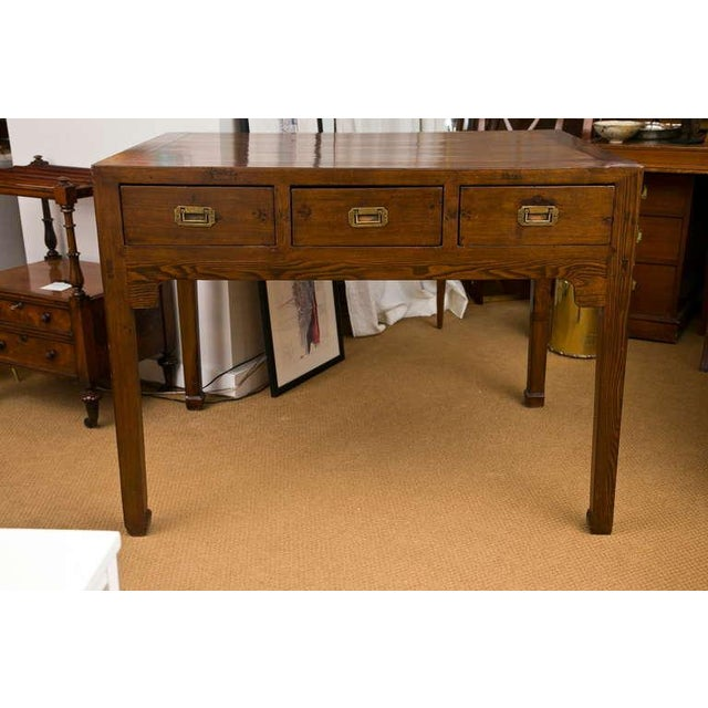 Chinese Scholar's Desk - Image 2 of 6