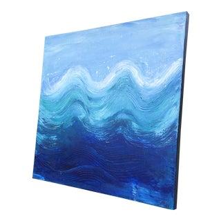 Wave II Painting