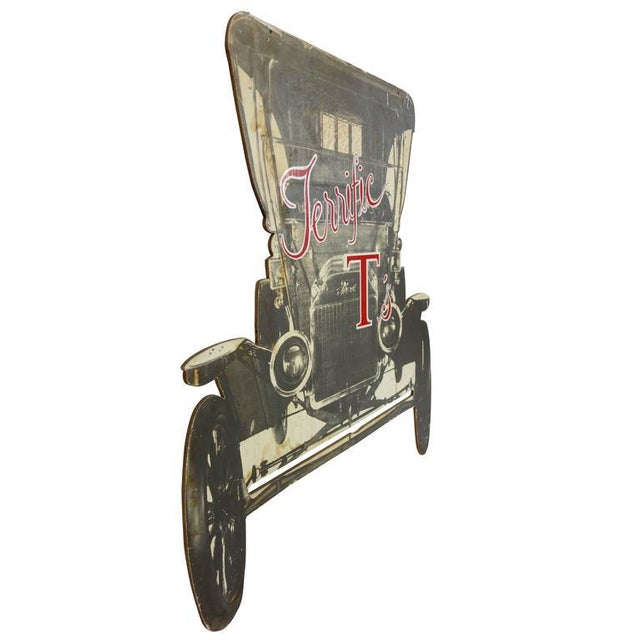 Ford Model T Advertisement - Image 7 of 9