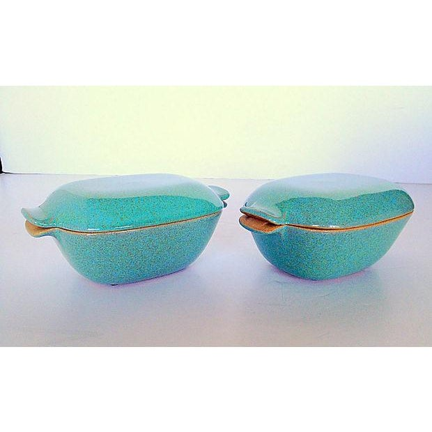 Glidden Antique 1930s Matrix Casseroles - A Pair - Image 8 of 10