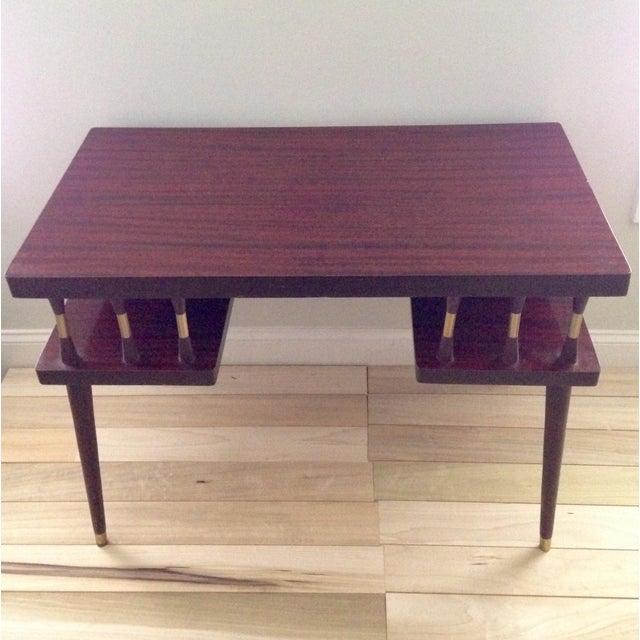 Mid- Century Danish Modern Desk - Image 7 of 8