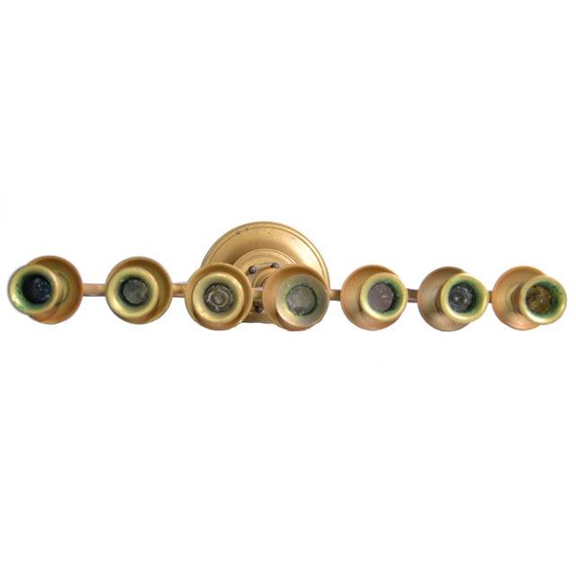 7-Branch Brass Menorah - Image 5 of 8