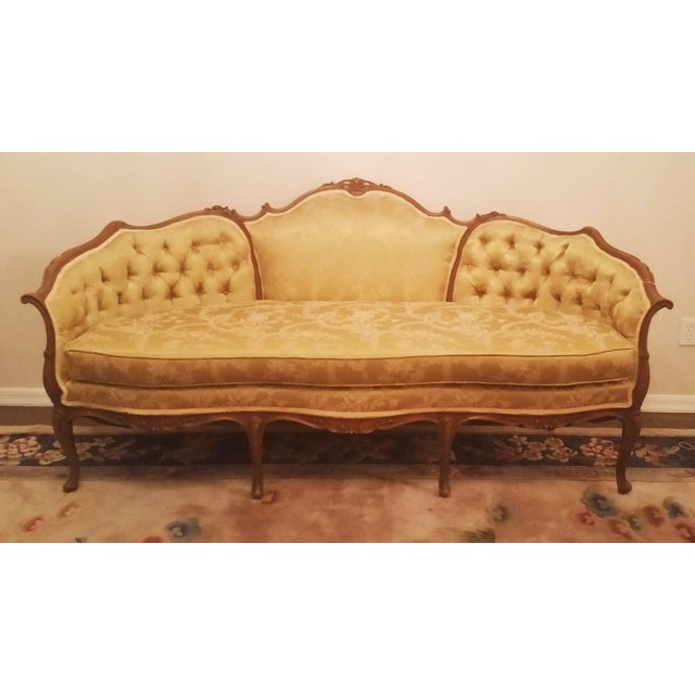 1940s Hollywood Regency Couch - Image 2 of 8