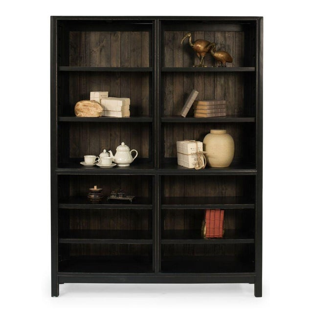 Sarreid Ltd Alamri Bookshelf - Image 3 of 6