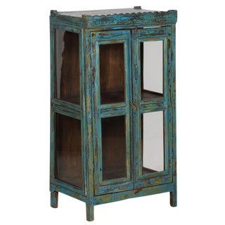 Vintage Painted Cabinet