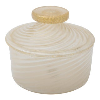 Barovier & Toso Lidded Box