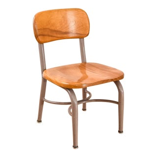 Heywood-Wakefield Vintage Mid-Century Child's School Chair - 6 Available