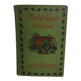 Mother Carey's Chickens by Kate Douglas Wiggin 1911