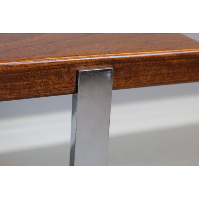 Harvey Probber Architectural Series Side Table - Image 5 of 7