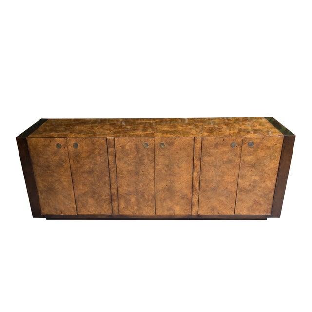 Image of Century Furniture Olive Burlwood Credenza
