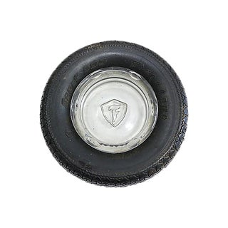Firestone Tire Promotional Ashtray