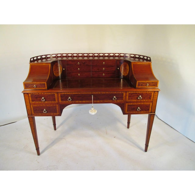 Joseph Gerte Carlton Desk - Image 2 of 11