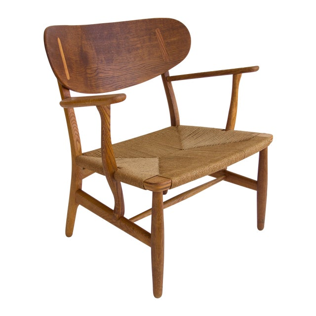 Hans Wegner Occasional Chair - Image 1 of 9