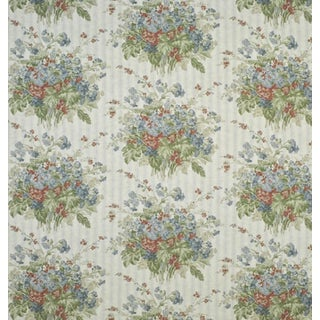 "Ralph Lauren Floral Slate ""Meeting House"" Fabric"