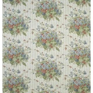 "Ralph Lauren Floral Slate ""Meeting House"" Fabric"