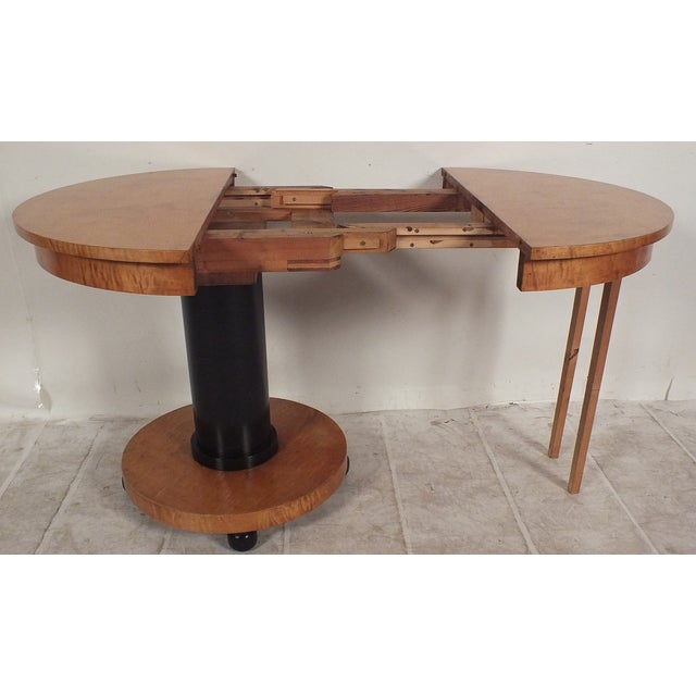 Late-19th Century Biedermeier Center Table - Image 6 of 7