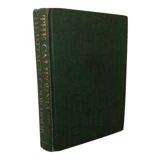 "Junior League ""California Heritage Cookbook"" Book"